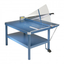 """Dahle 585 43-1/4"""" Premium Large Format Paper Cutter Guillotine with Stand"""
