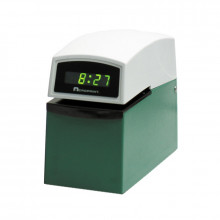 Acroprint ETC High Volume Automatic Time Stamp with Digital Clock