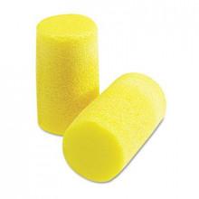3M EAR Classic Plus Cordless PVC Foam Earplugs, Yellow, 200 Pairs