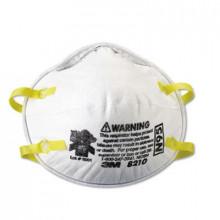 3M 8210 N95 Lightweight Particulate Respirator, 20/Box