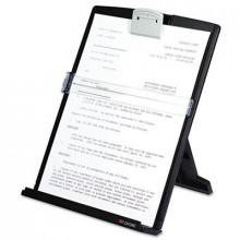 3M 150-Sheet Capacity Plastic Freestanding Copyholder, Black