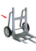 Wesco S4F StairClimber Steel Pair with Wearstrips