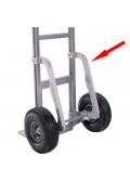 Wesco S3F Cobra Deluxe Aluminum Stairglides with Straps, Factory Installed
