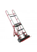 Wesco 1200 lb Load Steel Vending Machine Hand Trucks