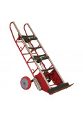 Wesco 1800 lb Load Ratchet Appliance Machine Hand Trucks
