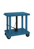 Wesco Medium Duty 2000 lb Load Manual Hydraulic Lift Tables