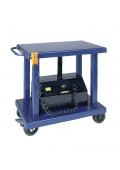 Wesco 1000 to 6000 lb Load Powered Lift Tables
