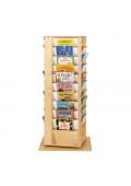 Jonti-Craft Revolving Large Book Display Tower
