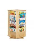 Jonti-Craft Revolving Small Book Display Tower