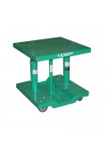 "Lexco 500 lb Load 20"" x 30"" Manual Hydraulic Lift Tables"