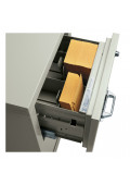 """FireKing 3-Section Insert for 5"""" H x 6-1/2"""" W Cards for Card/Check Files"""