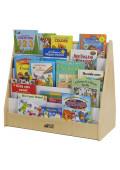 """ECR4Kids Pic-A-Book 32.25"""" W Birch Book Stand"""