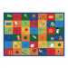 Carpets for Kids Learning Blocks Classroom Rug