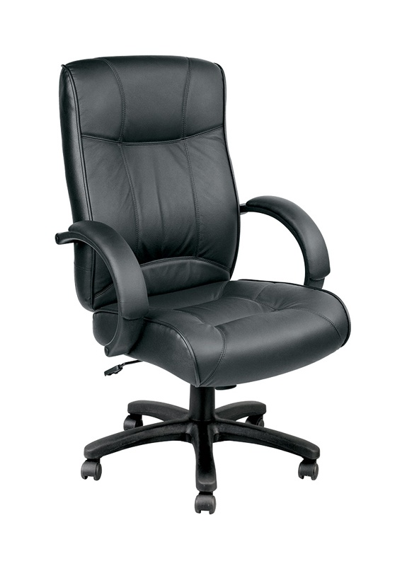 Eurotech Odyssey LE9406 High-Back Leather Executive Chair
